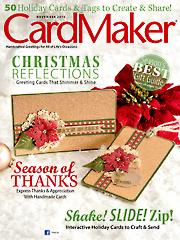 CardMaker November 2012