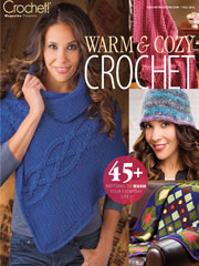 Warm & Cozy Crochet November 2012