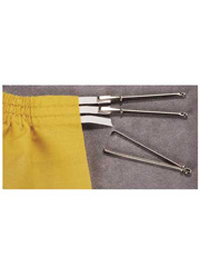 Bodkins Elastic Threaders - 3/pkg.