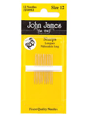 John James Sharps Needles
