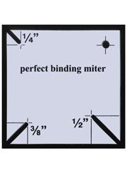 Perfect Binding Miter