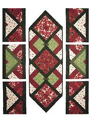 Lucky Seven Table Runner Sewing Pattern