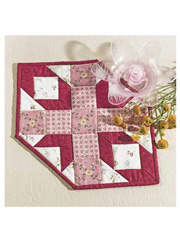 Hexagon Star Candle Mat Pattern