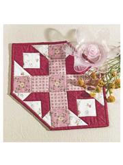 Hexagon Star Candle Mat Pattern