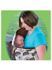 Pea-in-a-Pod Sling Sewing Pattern