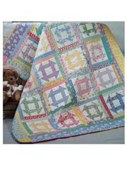 Churn Dash Quilt Pattern