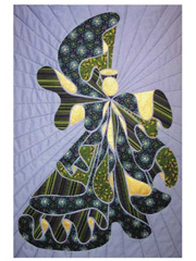 Big Sister Angel Quilt Pattern