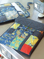 Laptop Keeper Sewing Pattern