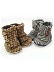 Baby Boots Sewing Pattern