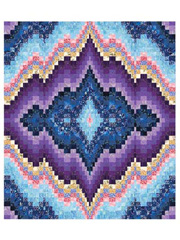 Sweet Dreams Bargello Pattern