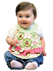 Diva Babies Bib Sewing Pattern