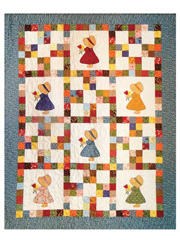 Country Girls Quilt Pattern
