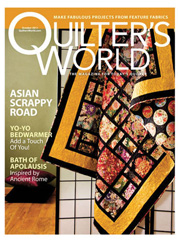 Quilter's World October 2011