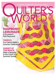 Quilter's World June 2012