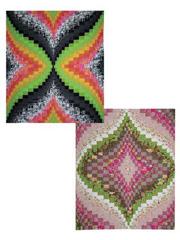 Piccolo Bargello Uno Quilt Pattern