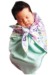 Sweet Swaddler Sewing Pattern
