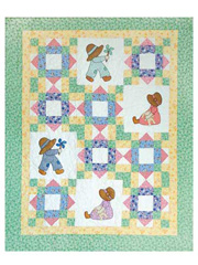 Sue and Sam Quilt Pattern