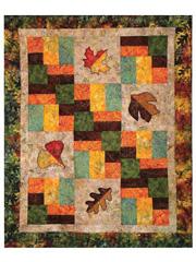 Leaf Medley Quilt Pattern