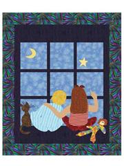 Twinkle, Twinkle, Little Star Wall Hanging Pattern
