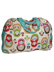 Make Your Getaway Duffle Bag Sewing Pattern