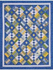 Chain Letter Quilt Pattern