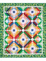 Shine Quilt Pattern