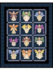 Angels Quilt Pattern