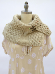 Replier Cowl Knit Pattern