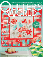 Quilter's World April 2013