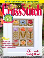Just CrossStitch Mar/Apr 2013