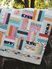 On The Fence Quilt Pattern