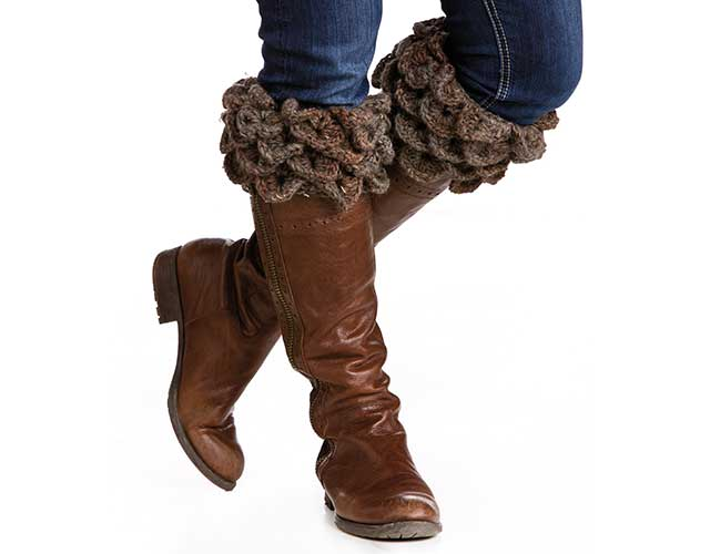 Attractive Boot Topper Knit Pattern Mold Knitting Pattern Ideas