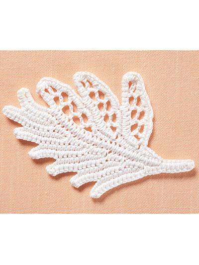 The Go To Book For Irish Crochet Motifs Pattern Book