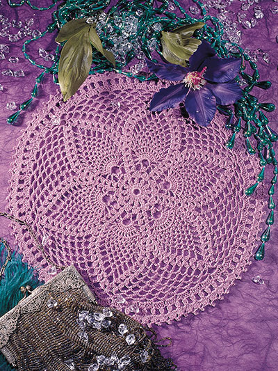 Crochet Patterns A Bakers Dozen Easy Crochet Doilies