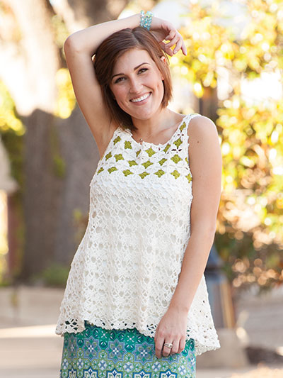 Lets Crochet Summer Tops Patterns