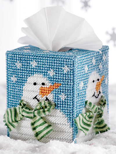 Seasonal Tissue Toppers