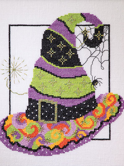 Just CrossStitch Halloween 2015