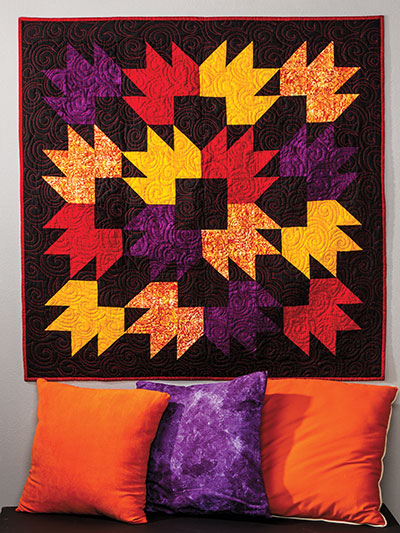 Quilting for Autumn