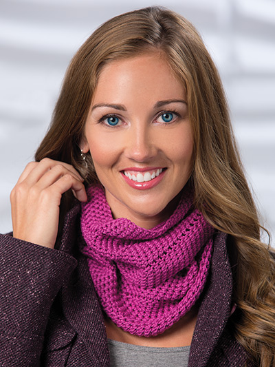 Crochet! Winter 2015 easy cowl to crochet pattern