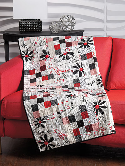 Quick and easy quilting patterns quilt this detailed looking quilt in a weekend easy pattern