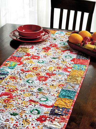 Quick and easy quilting patterns table runners to quilt