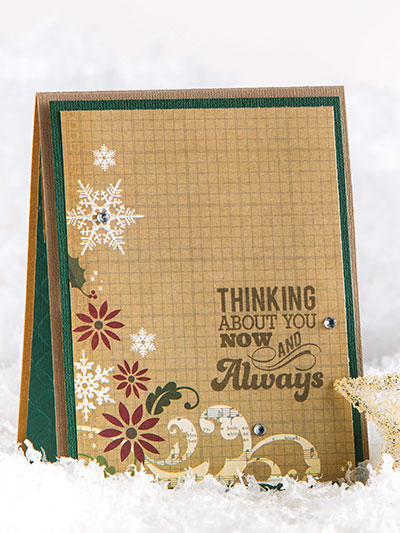 Seasonal card kits interactive holiday greeting cards send a fun greeting with these interactive greeting cards m4hsunfo