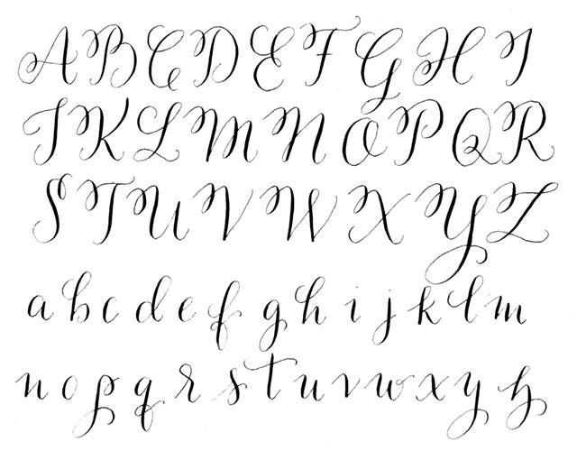 Modern Calligraphy Made Easy