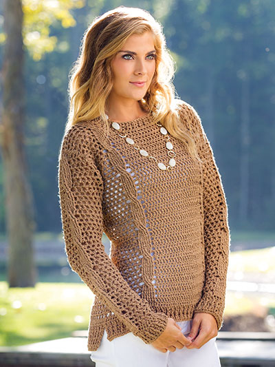 Crochet! Spring 2016 crochet spring cardigan pattern for women
