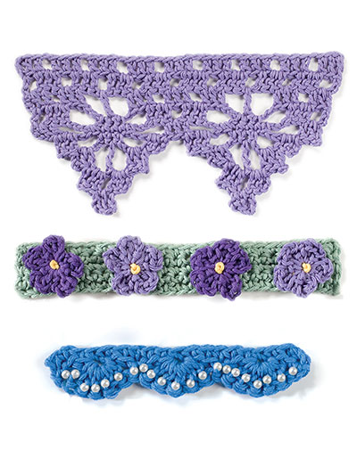 The Ultimate Collection Of Crochet Edgings Pattern Book