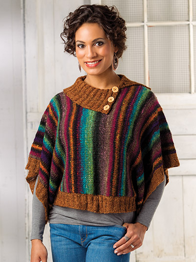 Fun colorful fall sweaters to knit - download knitting patterns for fall and autumn