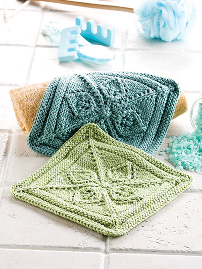 Beautiful and unique dishcloths to knit
