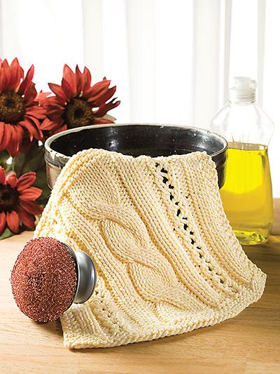 Fun and elegant knitting patterns for dishcloths Calendar