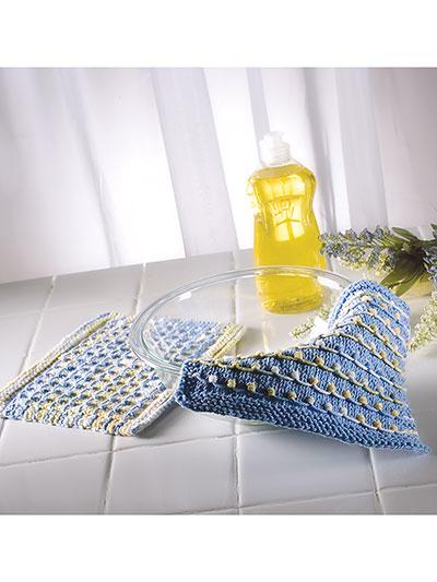 Knitting patterns for dishcloths