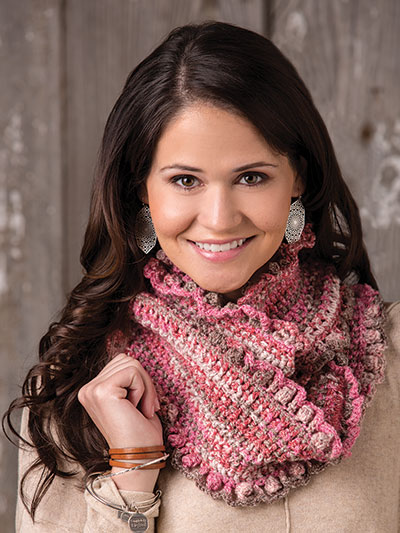 Crochet winter cowl pattern, winter crochet patterns, accessories to crochet